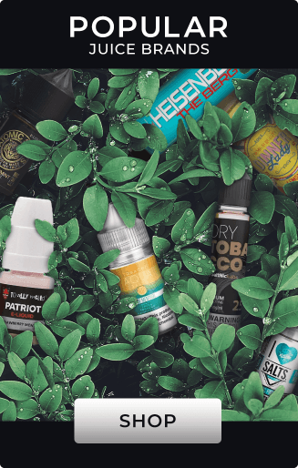 Vape Juice Dropdown Promo