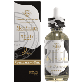 Vanilla Almond Milk 60ml Vape Juice