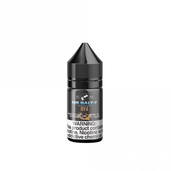 Mr. Salt-E RY4 30ml Vape Juice