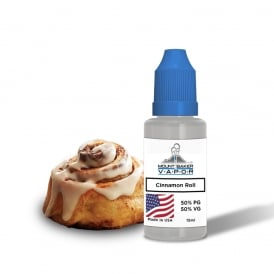 Cinnamon Roll 15ml E-Liquid