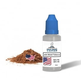 USA Blend Tobacco 15ml E-Liquid