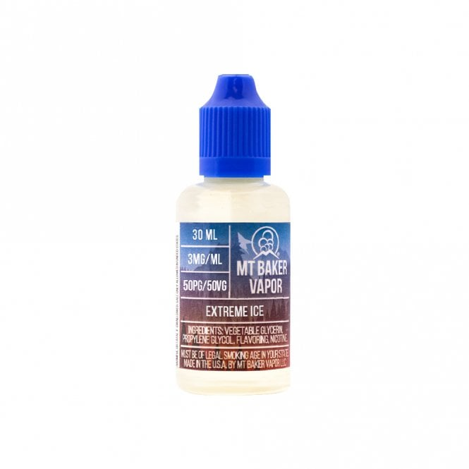Mt Baker Vapor Extreme Ice 30ml Vape Juice