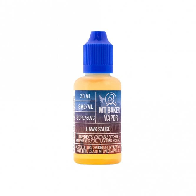 Mt Baker Vapor Hawk Sauce 30ml E-Liquid