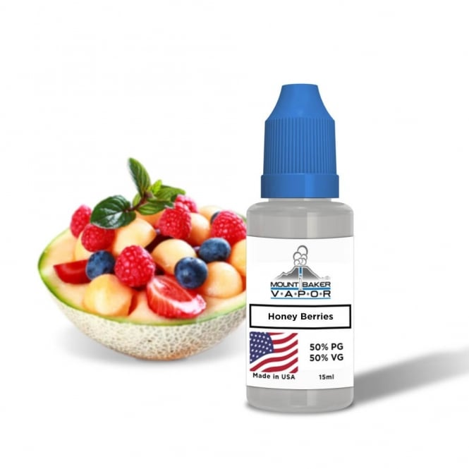 Mt Baker Vapor Honey Berries 30ml E-Liquid