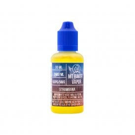 Strawbana 30ml Vape Juice