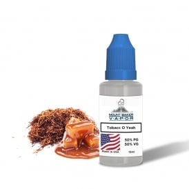Tobacc O Yeah 15ml E-Liquid