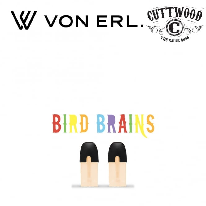 My Von Erl Liquidpods Cuttwood - Bird Brains (2-Pack)