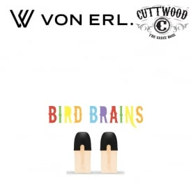Liquidpods Cuttwood - Bird Brains (2-Pack)