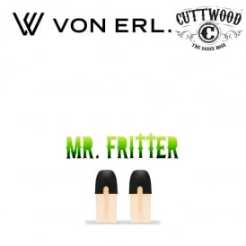 Liquidpods Cuttwood - Mr. Fritter (2-Pack)