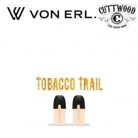 Liquidpods Cuttwood - Tobacco Trail (2-Pack)