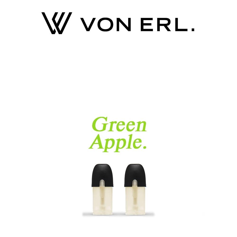 Liquidpods Green Apple 2 Pack