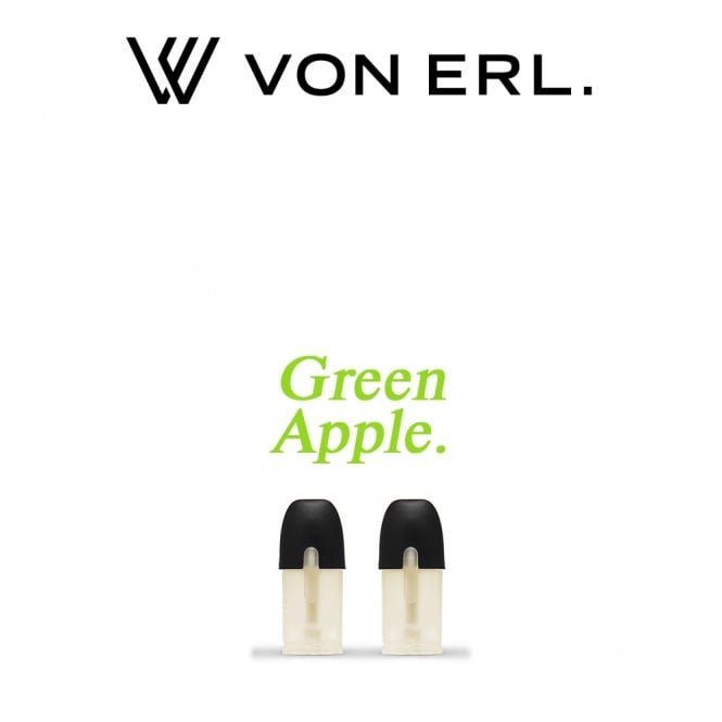 My Von Erl Liquidpods Green Apple (2-Pack)