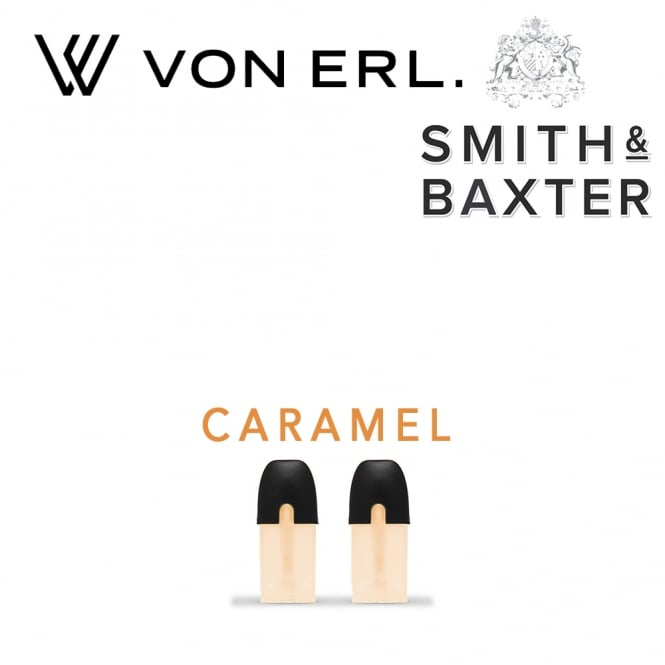 My Von Erl Liquidpods Smith & Baxter - Caramel (2-Pack)