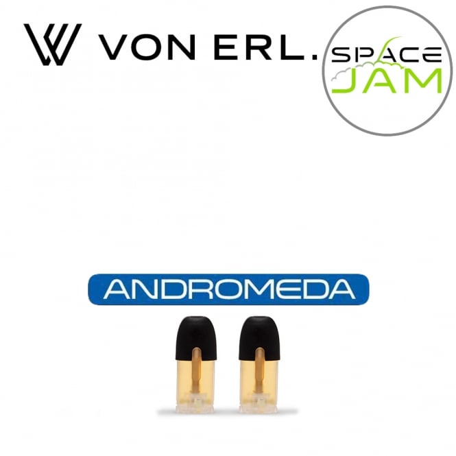 My Von Erl Liquidpods Space Jam - Andromeda (2-Pack)
