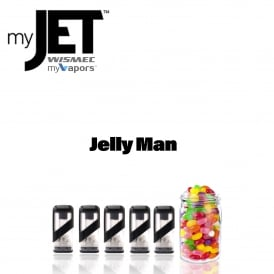 Pods | Switch Vapor - Jelly Man (5-pack)