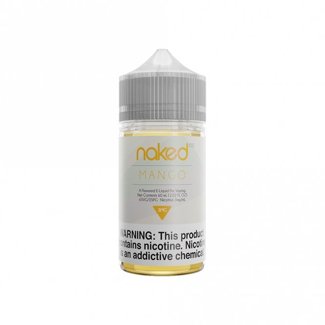 Naked 100 E-Liquid Amazing Mango 60ml Vape Juice
