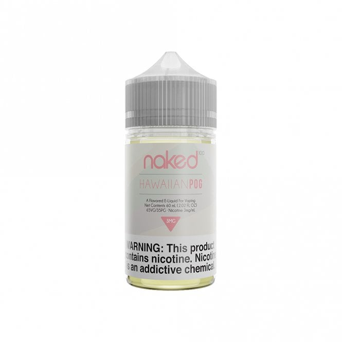 Naked 100 E-Liquid Hawaiian Pog 60ml Vape Juice