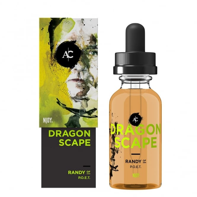 NJOY Artist Collection Dragonscape 30ml E-Liquid