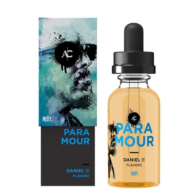 NJOY Artist Collection Paramour 30ml E-Liquid