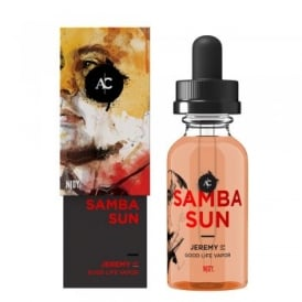 Artist Collection Samba Sun 30ml Vape Juice