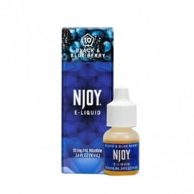 Black & Blue Berry Flavor Vape Juice