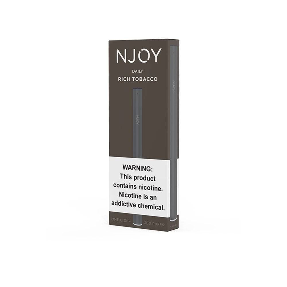 NJOY Daily E-Cig 10 for $47.95   Electric Tobacconist®