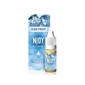 Iced Fruit Flavor 10ml E-Liquid