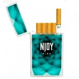 King Disposable E-Cigarette 5-Pack - Menthol