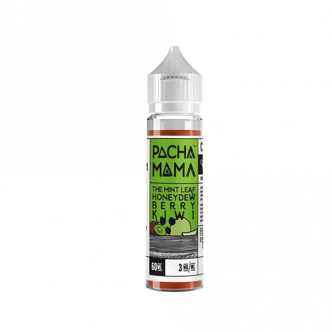 Pachamama Mint Leaf Honeydew Berry Kiwi 60ml Vape Juice