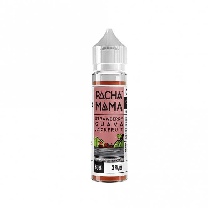 Pachamama Strawberry Guava Jackfruit 60ml Vape Juice