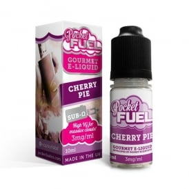 Cherry Pie 10ml Sub-Ohm E-Juice
