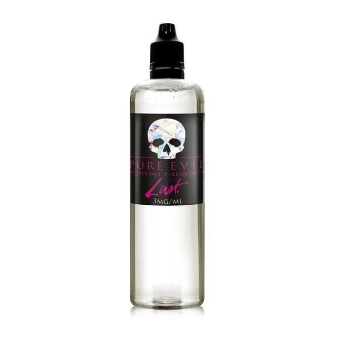 Pure Evil Lust 120ml Sub-Ohm E-Juice