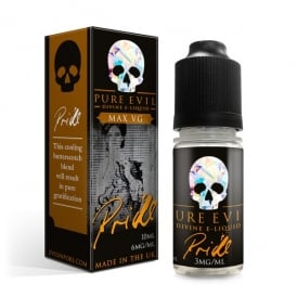 Pride 10ml Sub-Ohm E-Juice