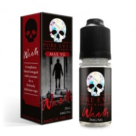 Wrath 10ml Sub-Ohm E-Juice