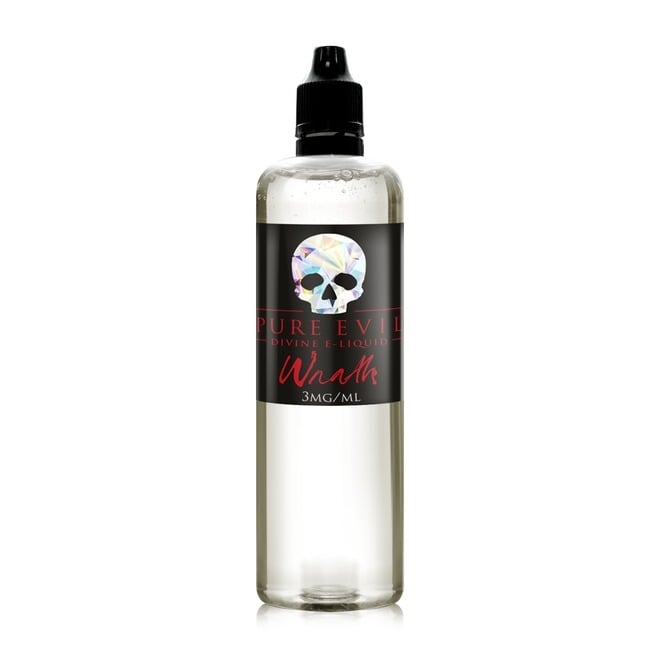 Pure Evil Wrath 120ml Sub-Ohm E-Juice