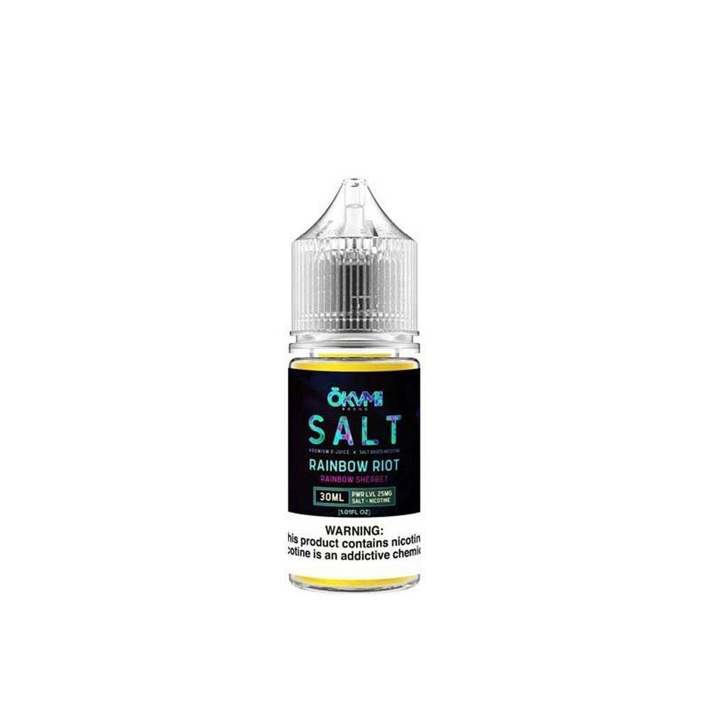Pods Com Prices >> Rainbow Riot Nic Salt Juice by Okami | Electric Tobacconist