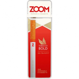 Tobacco Bold Disposable E-Cigarette