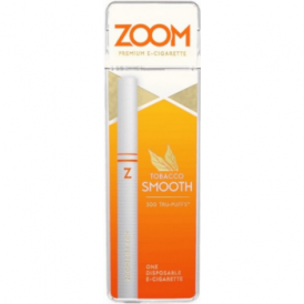 Tobacco Smooth Disposable E-Cigarette