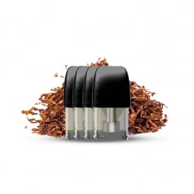 Juno - Tobacco Pods (Pack of 4)