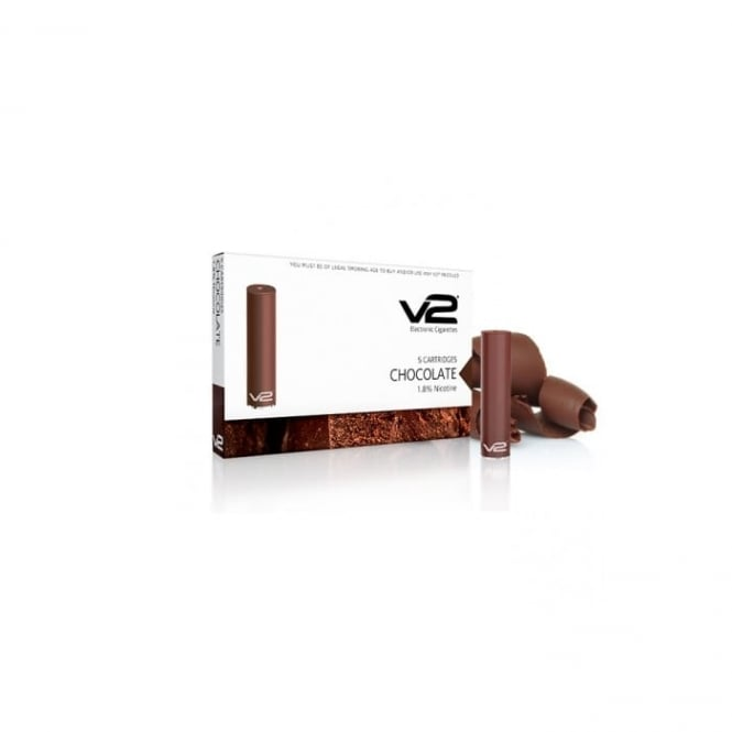 V2 Cigs Chocolate Flavor Cartridge Pack (5)