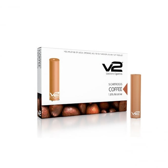 V2 Cigs Coffee Flavor Cartridge Pack (5)