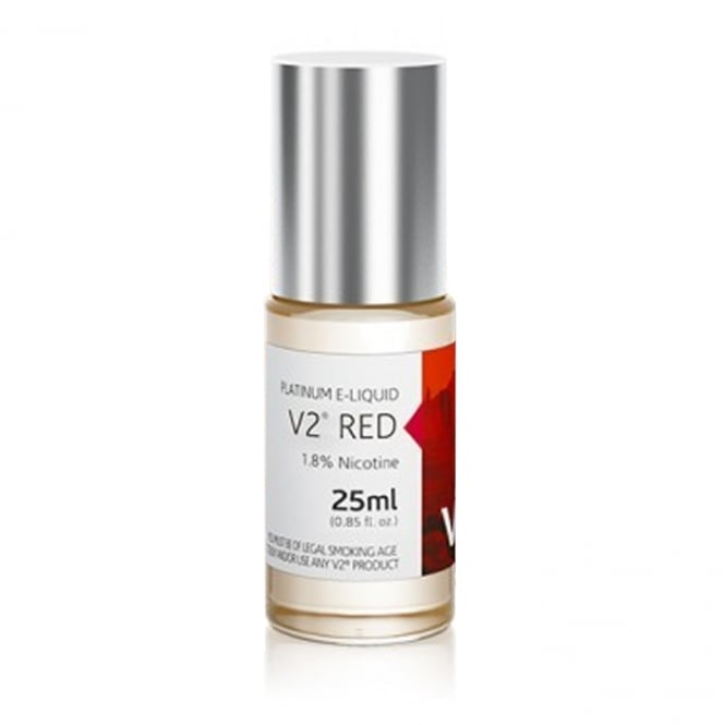 V2 Cigs Red Tobacco 25ml E-Liquid