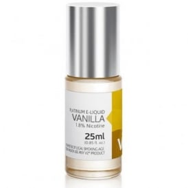 Vanilla Flavor 25ml E-Liquid