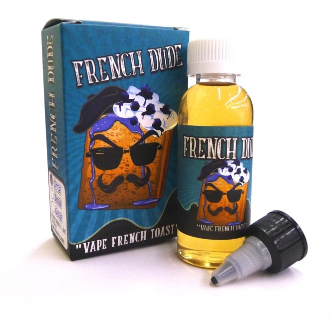 French Dude 60ml Vape Juice