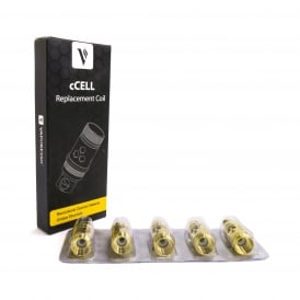 CCELL Ceramic Ni200 Coil Pack (5)