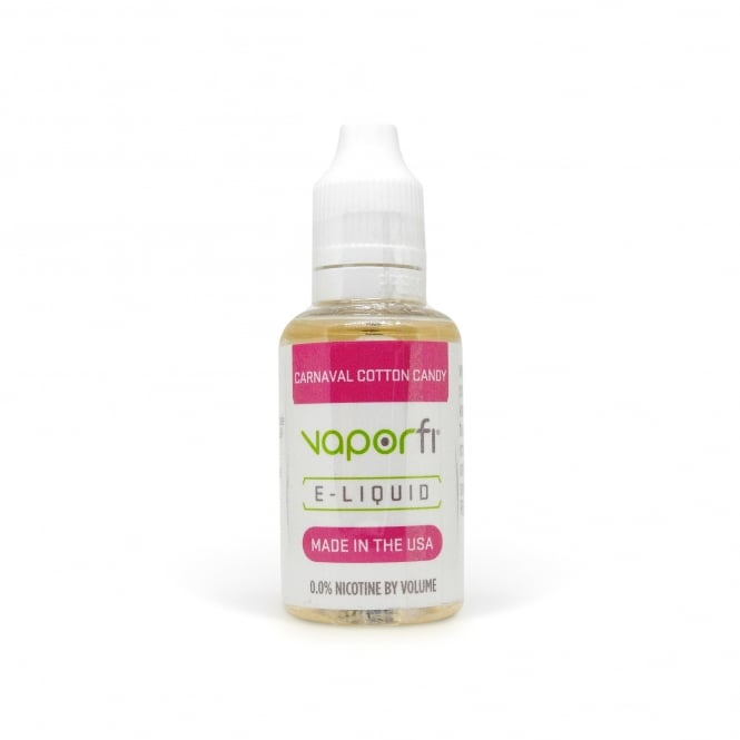 Vaporfi Carnival Cotton Candy 30ml Vape Juice