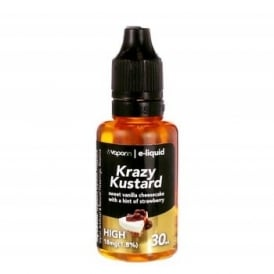 Krazy Kustard 30ml E-Liquid