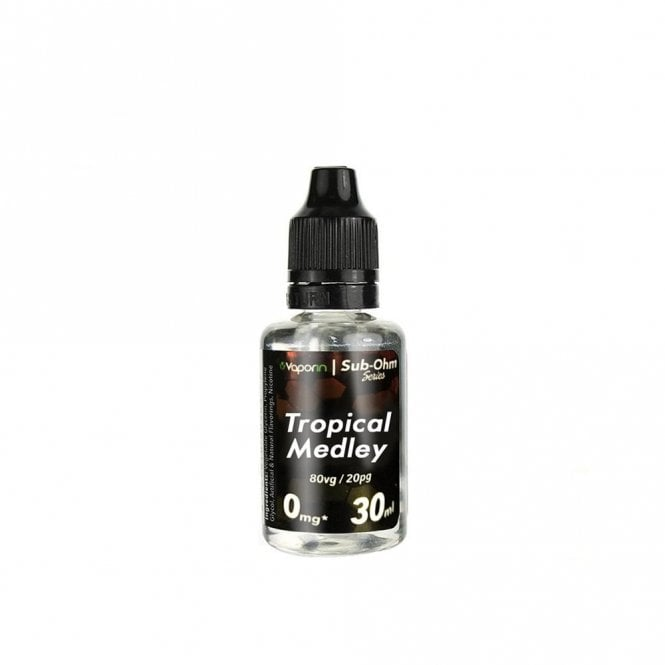 Vaporin Tropical Medley Sub-Ohm Series 30ml E-Liquid