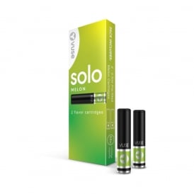 Solo Melon Pack of 2 Cartridges