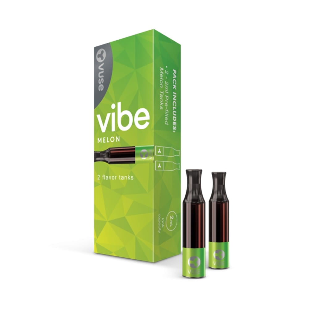 Vuse Vibe Melon Refills Pack Of 2 Electric Tobacconist Usa
